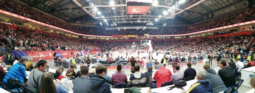 Štark Arena Zvezda - Real