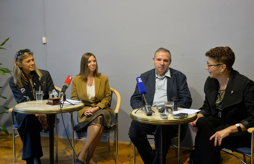 Goran Markovic, Kristalna koala, nagrada