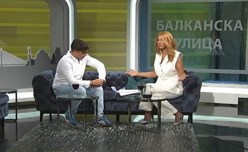 Vesna Dedić, Andrija Kuzmanović