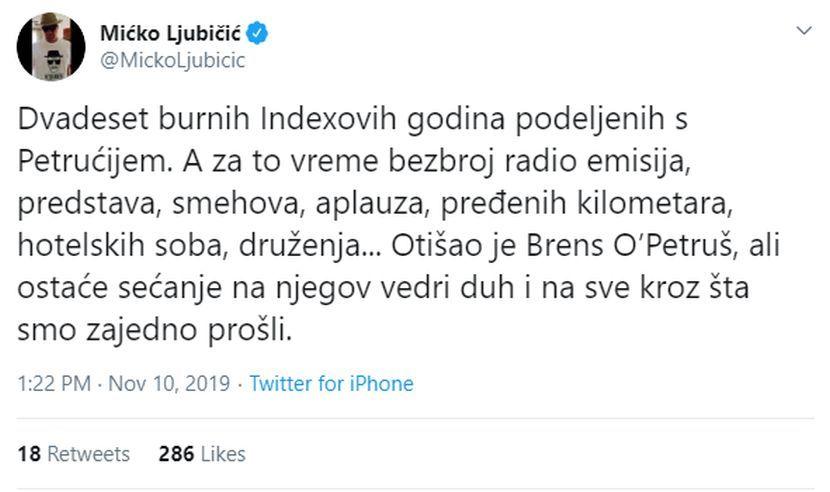 Dragoljub Mićko Ljubičić