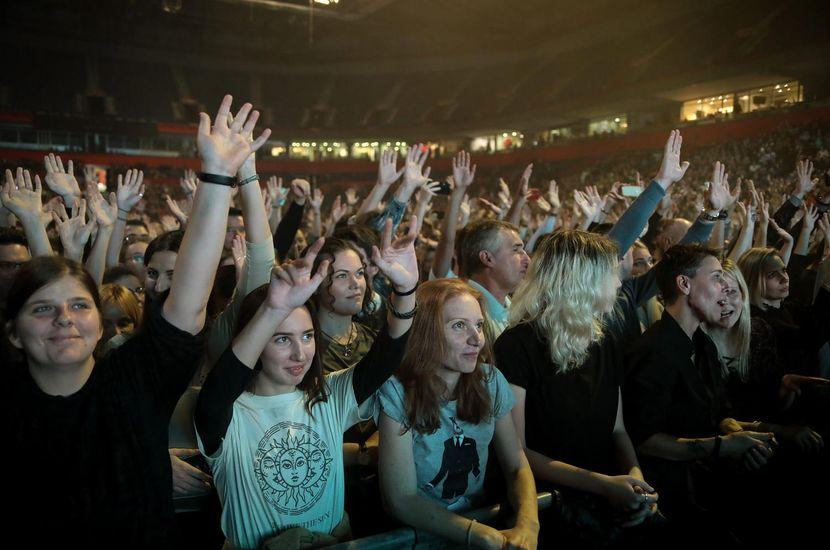ZABRANJENA BILO KAKVA OBRADA SLIKE Bryan Adams, Brajan Adams koncert