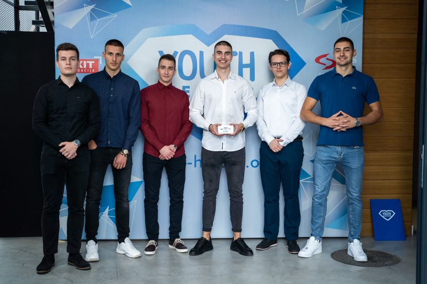 Aleksa Nišavić AVOSS Youth heroes