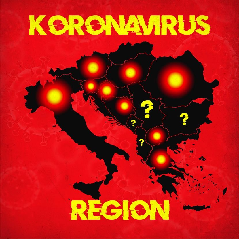 Coronavirus Hits The Balkans Serbia Surrounded Could It Reach Us