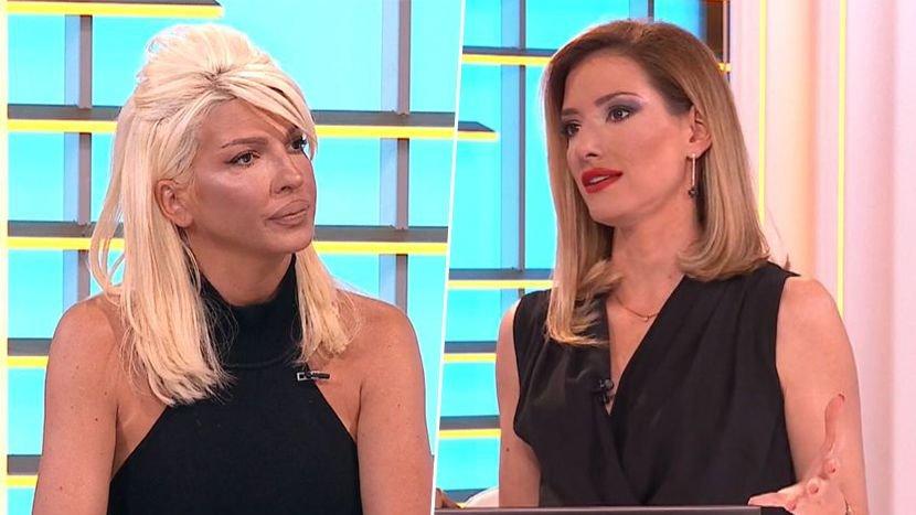 Jovana: Navikla sam da ove razgovore vodim sa političarima. Jelena ...