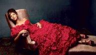 """ELEGANTNA ZAVODNICA: Bijonse u magazinu """"Vogue"""""""