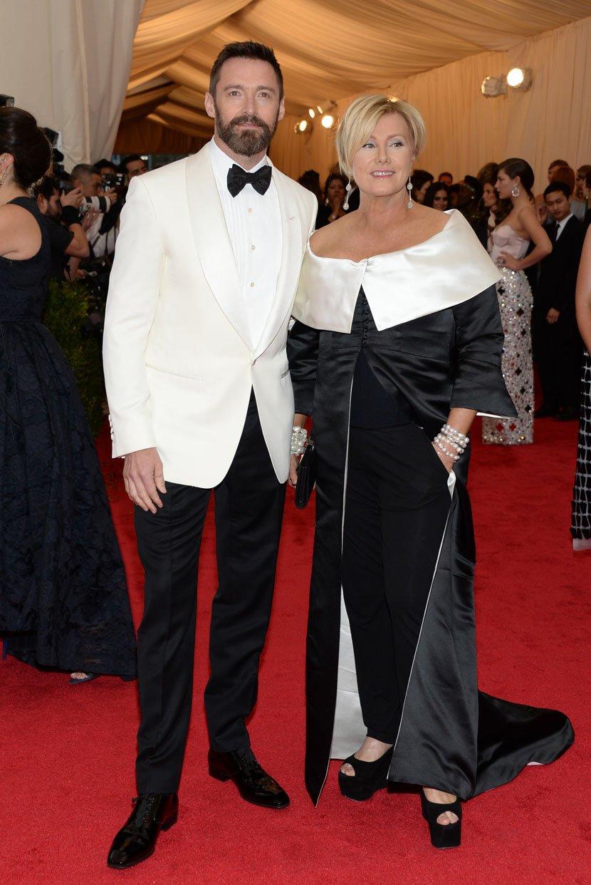 Hju Džekmen i Debora Li Furns