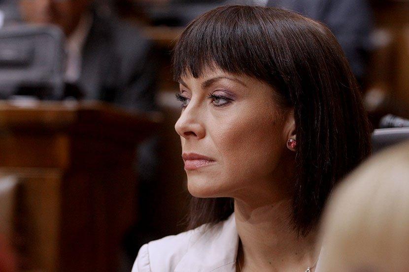 Skupština Srbije, preplanuli poslanici, Sanja Nikolić