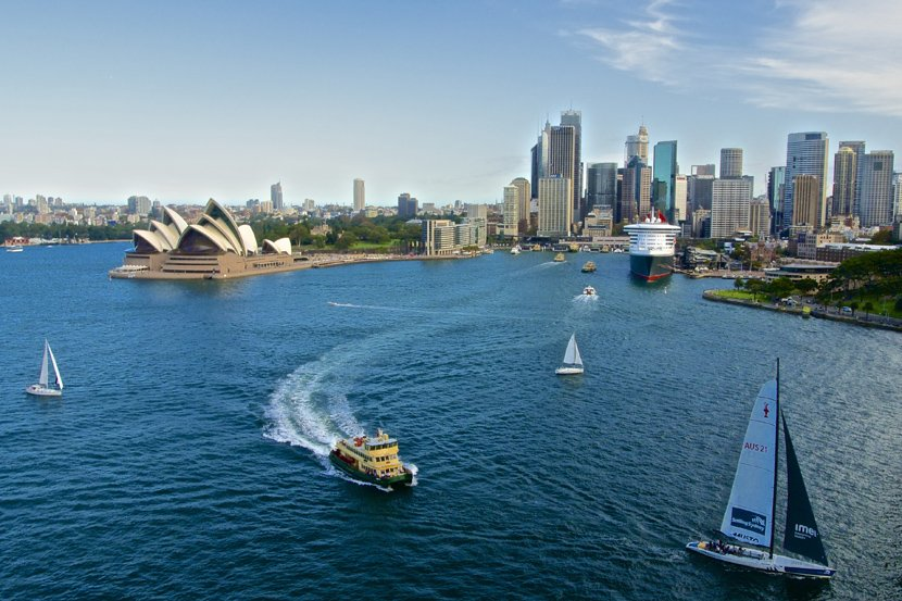 Australija, Sidnej