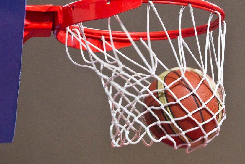 Košarkaška lopta, obruč, koš, tabla