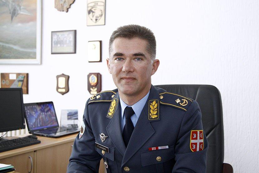 Brigadni general Predrag Bandić