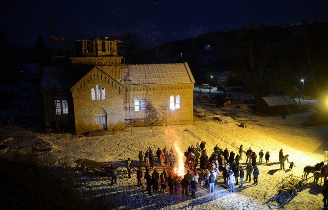 Manastir Brešenovo na Fruškoj gori. Foto: Tanjug/Jaroslav Pap