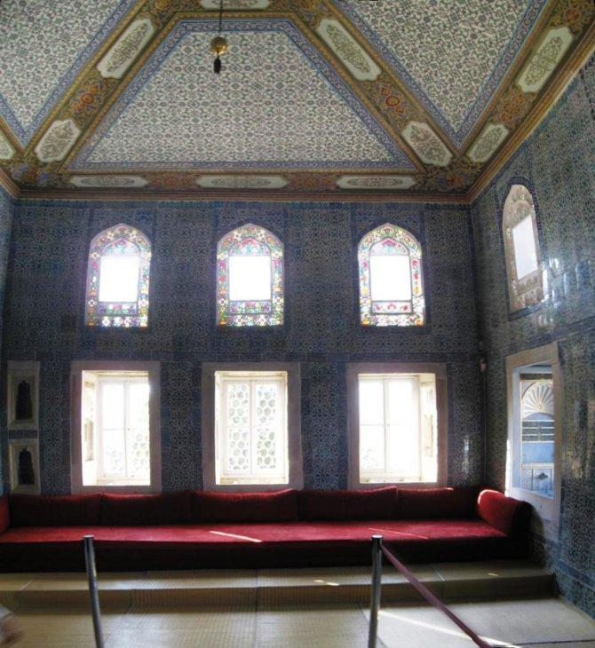 Dvorana za obrezivanje budućih sultana. Znate šta se ovde dešavalo. Foto: Wikimedia Commons/Gryffindor