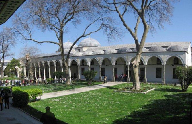 Osvajačev paviljon u kome je čuvana državna riznica. Foto: Wikimedia Commons/Gryffindor