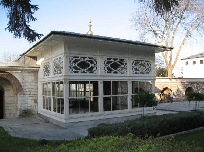 Paviljon Mustafa-paše u palati Topkapi u Carigradu. Foto: Wikimedia Commons/Gryffindor