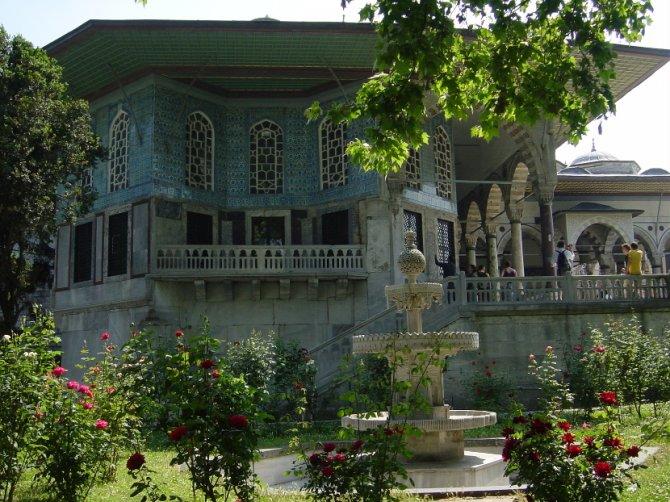 Paviljon Revan u palati Topkapi. Foto: Wikimedia Commons/G.dallorto