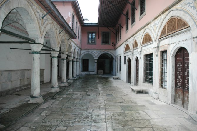 Stanovi konkubina u palati Topkapi u Istanbulu. Foto: Wikimedia Commons/Josep Renalias