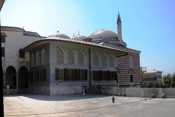 Stanovi prestolonaslednika u palati Topkapi u Carigradu. Pogled iz Konkubininog dvorišta. Foto: Wikimedia Commons/Gryffindor
