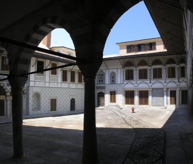Stanovi sultanije-majke u palati Topkapi. Foto: Wikimedia Commons/Gryffindor