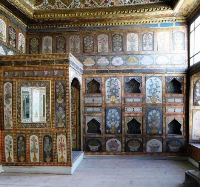 Voćna soba u haremu osmanlijske palate Topkapi. Foto: Wikimedia Commons/Gryffindor