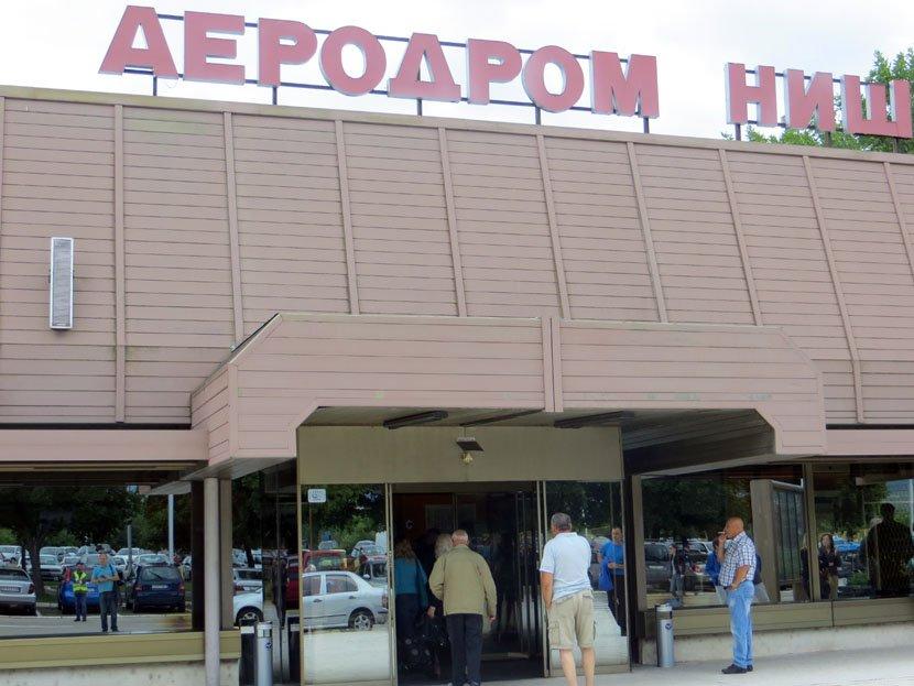 Aerodrom NIŠ, Viz Er, Wizz air, avion, Malme - Niš