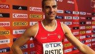 Srpski atletičar pobedio rak: Hvala mojoj ženi, mojoj porodici, Savezu, treneru...(FOTO)