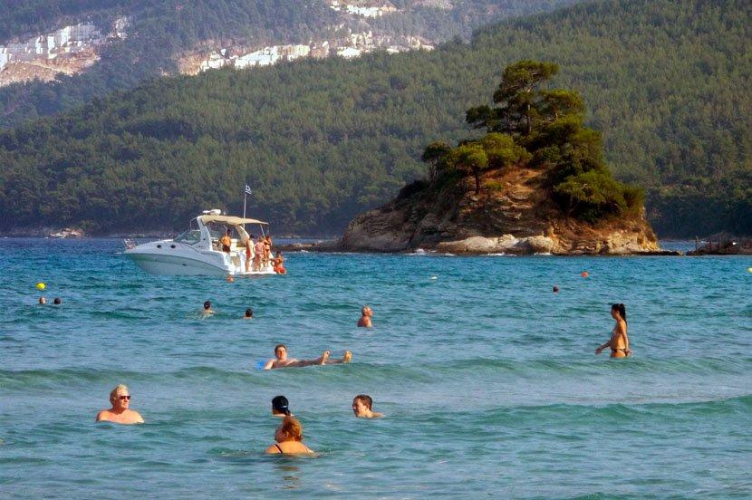Grčko ostrvo Tasos - Thasos or Thassos