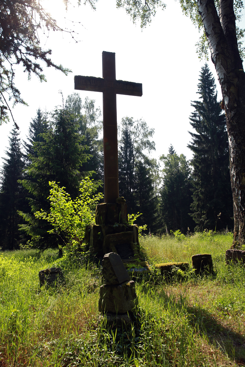 Srpsko vojno groblje u Jindrihovicama