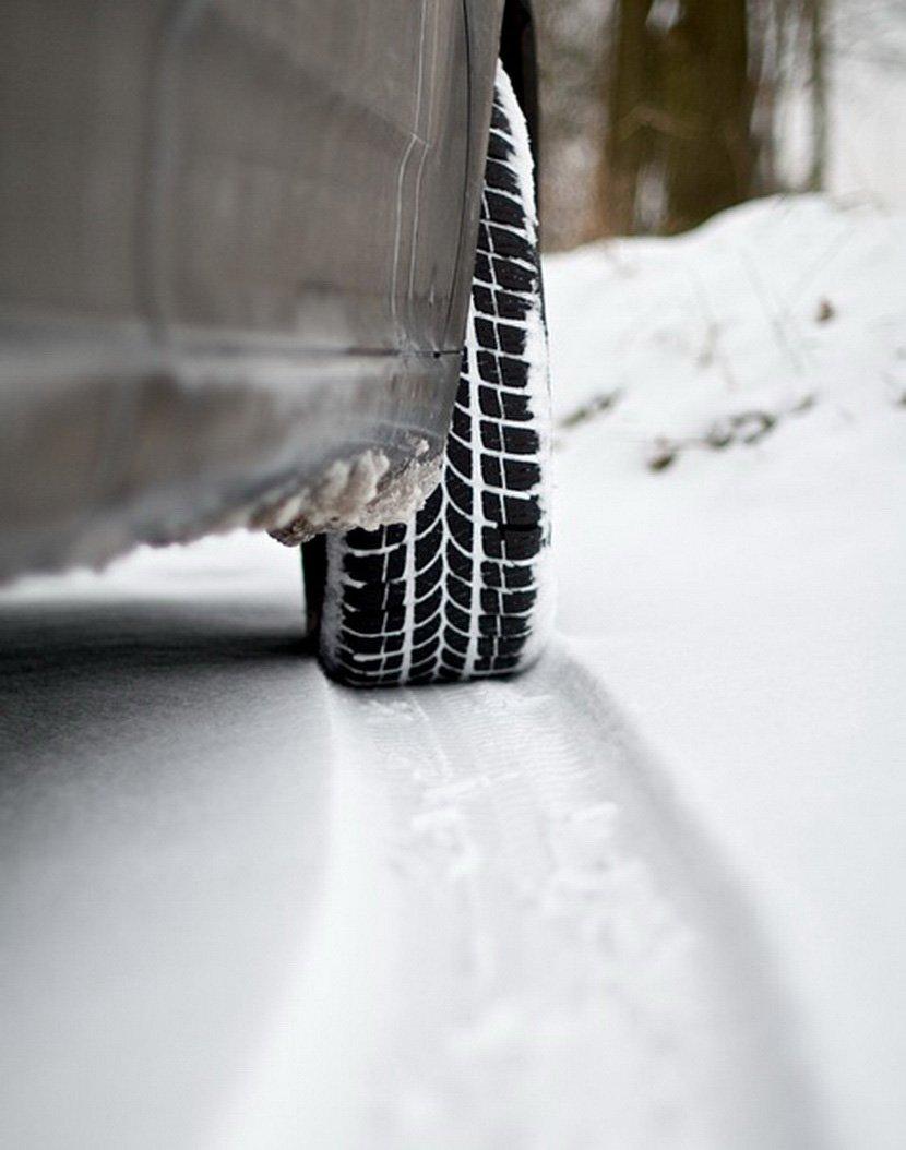 Zimske gume, šara, guma, sneg