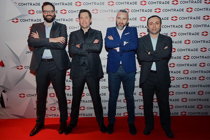Comtrade, Atletski savez Srbije i portal Telegraf.rs organizovali su tradicionalnu, novogodišnju proslavu. Foto: Telegraf