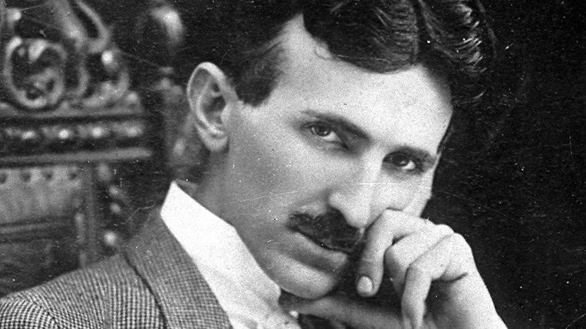 Nikola Tesla, naučnik