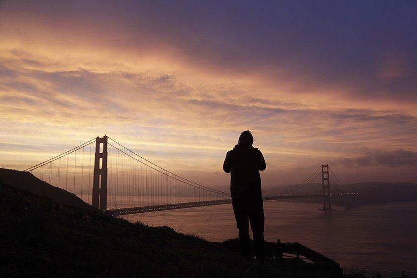 Most Golden Gejt, San Francisko