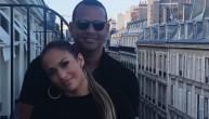 Aleks Rodrigez je pohvalio svoju buduću ženu tako da cela javnost čuje, a Džej Lo se samo smejala (FOTO)