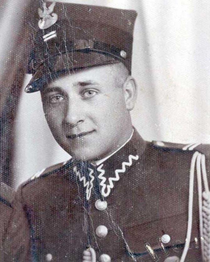 Jozef Frančak, poljski gerilac koji se skoro dve decenije borio protiv komunista, dobar deo tog vremena sam samcijat. Foto: Wikimedia Commons/Institute of National Remembrance Archive