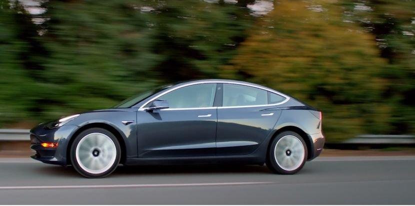 Tesla Model 3, električni automobil