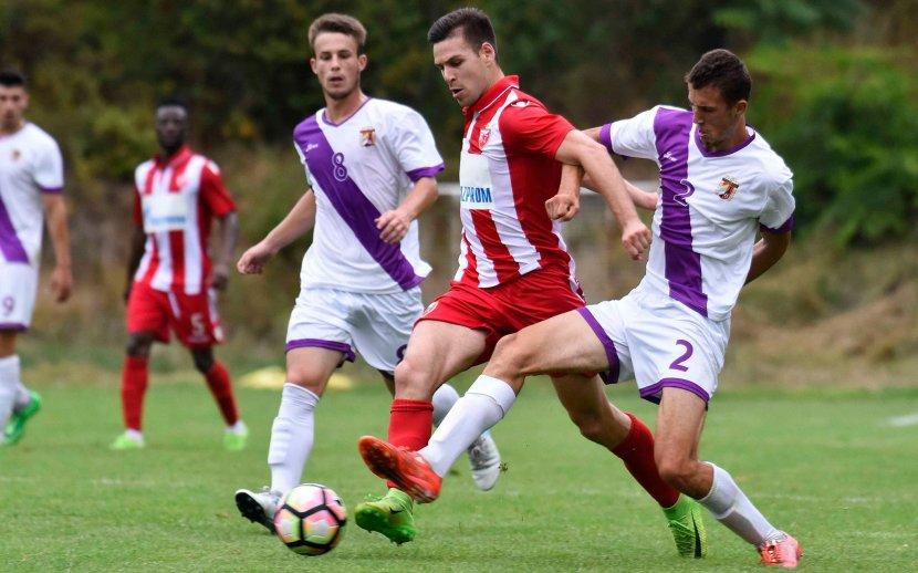 FK Grafičar - FK Crvena zvezda