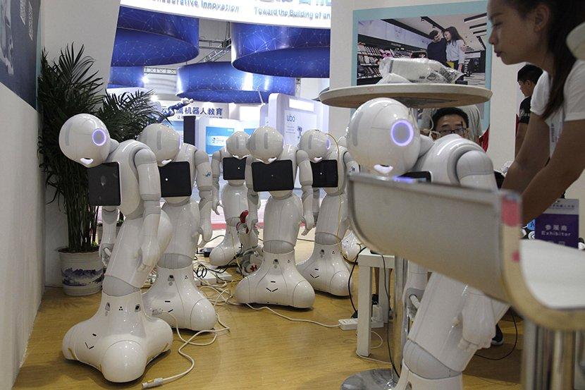 Svetksa konferencija robotike, Peking