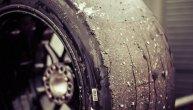 Posebna oznaka na gumama otkriva koliko brzo smete da vozite, a da ih ne uništite