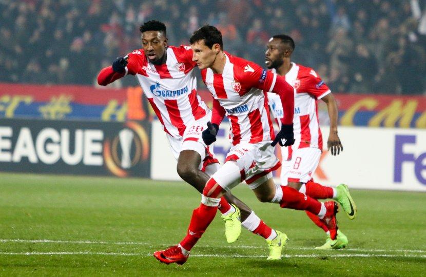 FK Crvena zvezda - FK Keln, UEFA Liga Evrope
