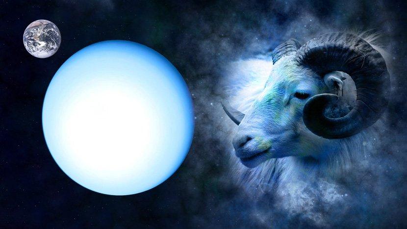 Ovan, uran, horoskop, zodijak