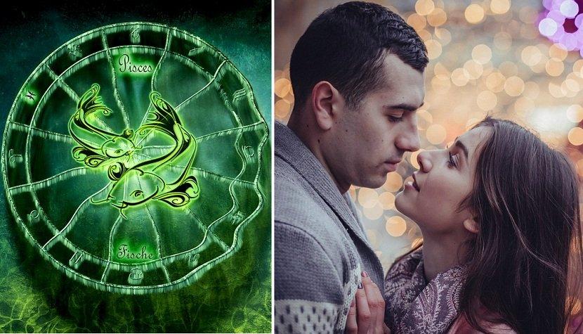 Horoskop, Ribe, Ljubav