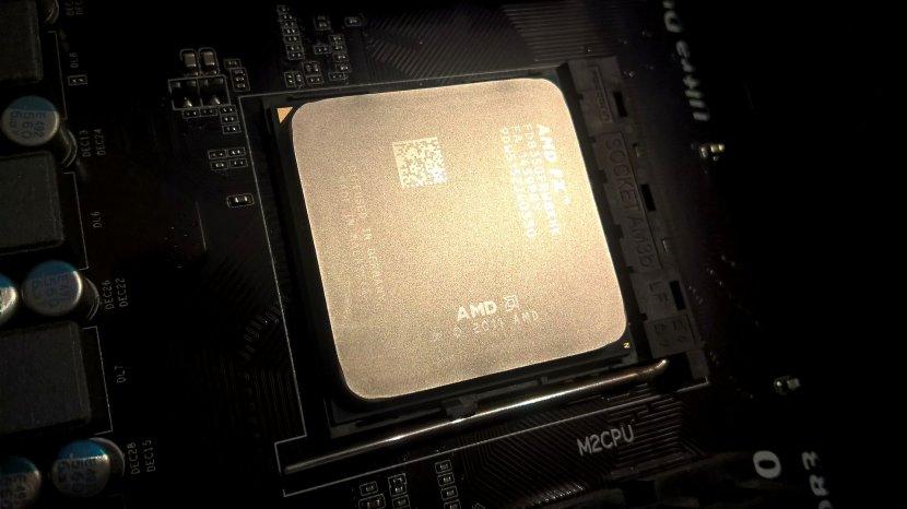 Procesor, AMD