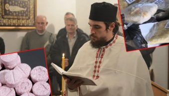 Svestenik Stefan Mitrovic, Droga