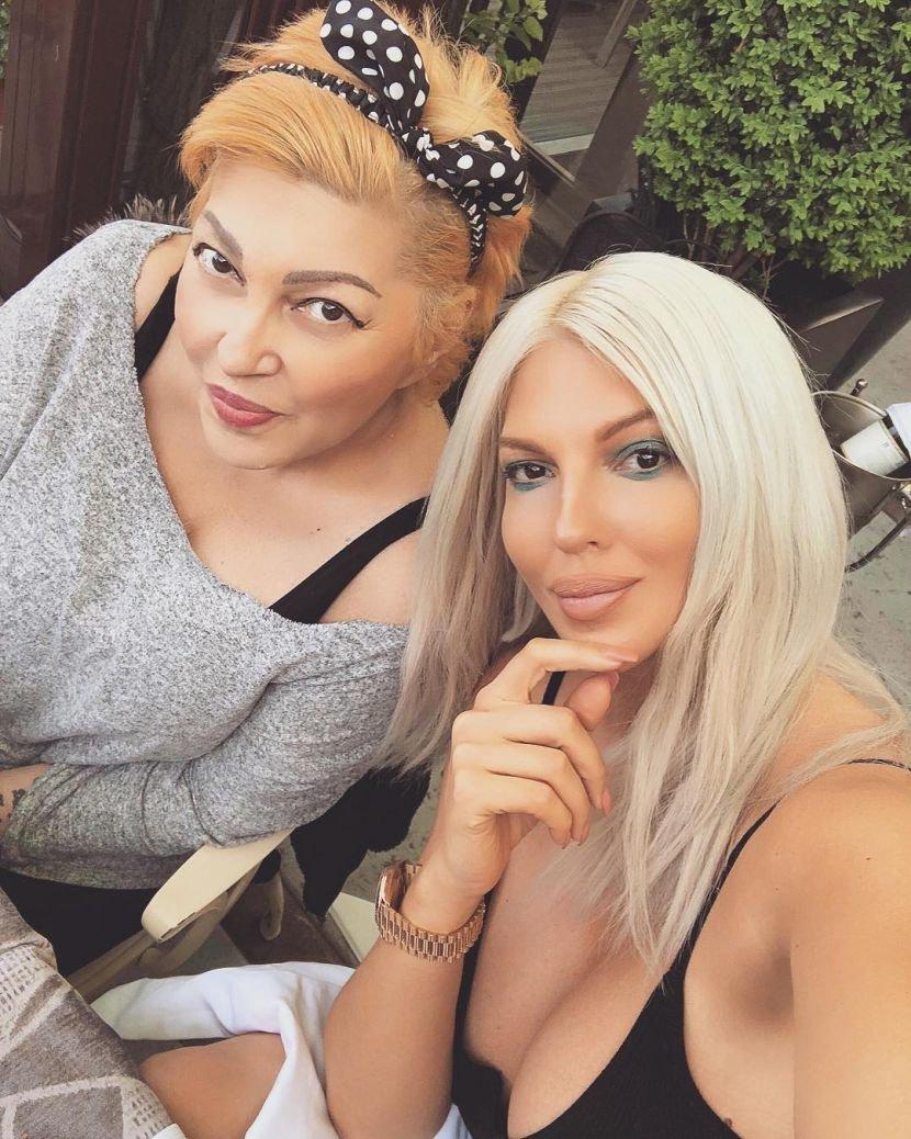 Divna Karleuša i Jelena Karleuša