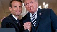 Makron i Tramp se sreli u Njujorku: Nema više prisnosti među njima, a Tramp je Makronu poručio jednu važnu stvar