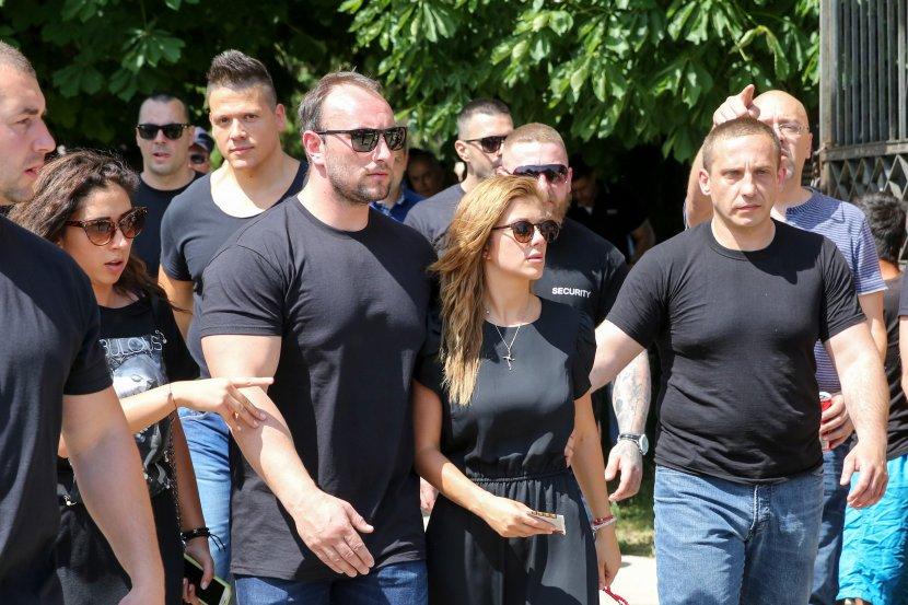 Slobodan Sloba Radanović, Kristina Kija Kockar