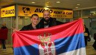 Balkanika stigla kući! Predstavnici Srbije došli sa raširenom srpskom zastavom, a evo šta kažu o osvojenom 19. mestu! (FOTO) (VIDEO)