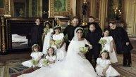 Kraljevska porodica objavila zvanične fotografije sa venčanja princa Harija i Megan Markl (FOTO)