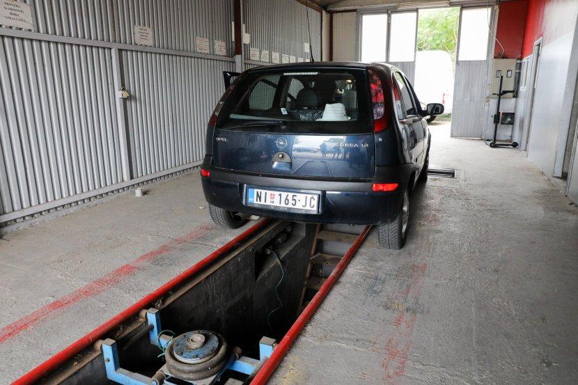 Tehnički pregled automobila, registracija vozila