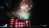 Spektakularni vatromet prvog dana Exita najavio nezaboravan provod (FOTO) (VIDEO)