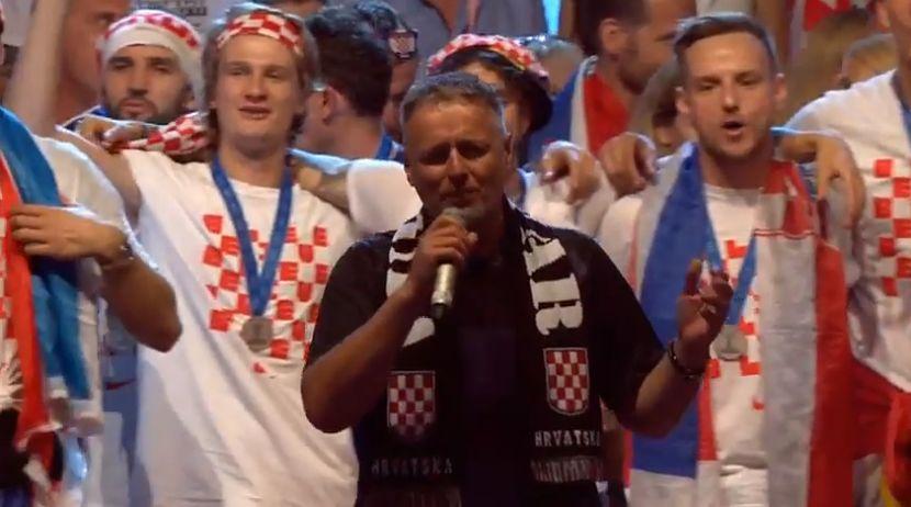 Dalić svetsko srebro posvetio braniteljima, Tompson zapalio Zagreb: Modrić mu je tražio da još peva! (VIDEO)